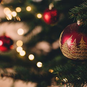 елка новый год рождество