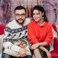 Людмила Барбір та Руслан Сенічкін