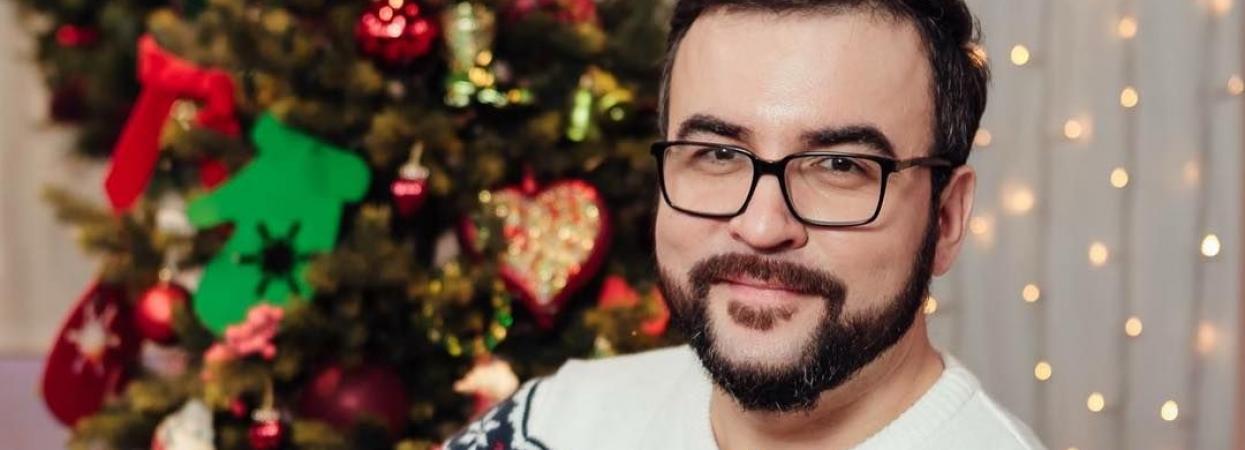 Руслан Сеничкин на новый год