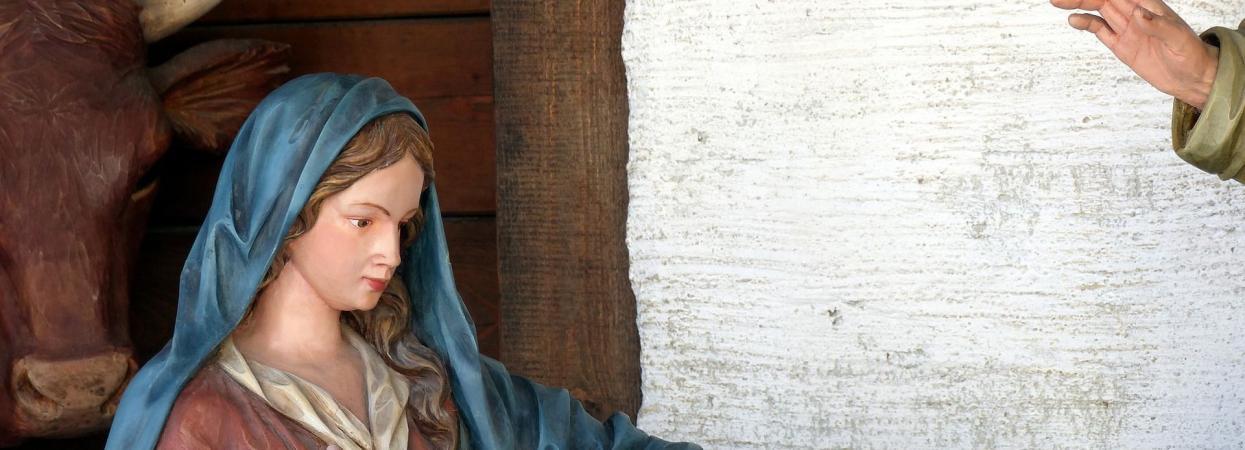 Марія, Свято, Різдво