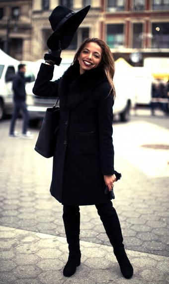 Дівчина, вуличний стиль, Цифра дня, мода