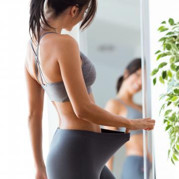 Как сбросить вес после праздников: Действенные советы