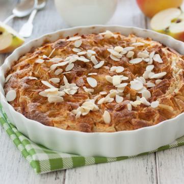 Яблучний пиріг, Шарлотка