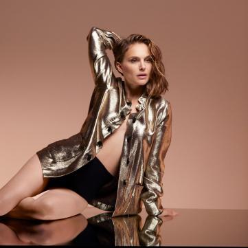 Спокуслива Наталі Портман оголилася для нового ролику Dior