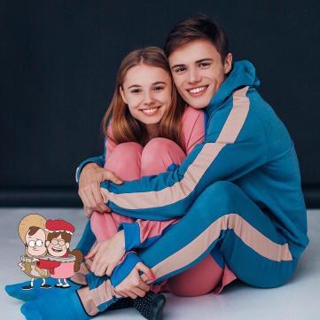 Ліза Василенко і Даня Вегас