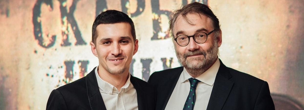 Акім Галімов та Грегор Розумовський