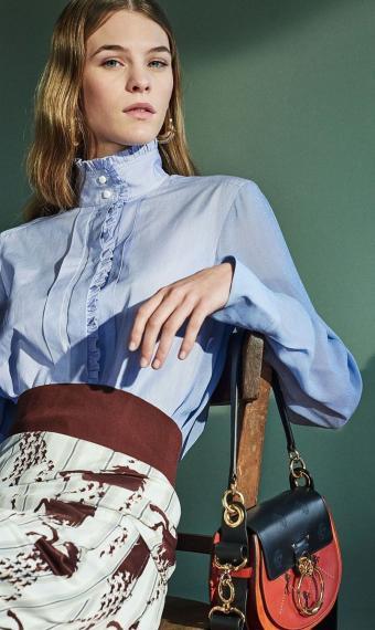 сережки сорочка сумка