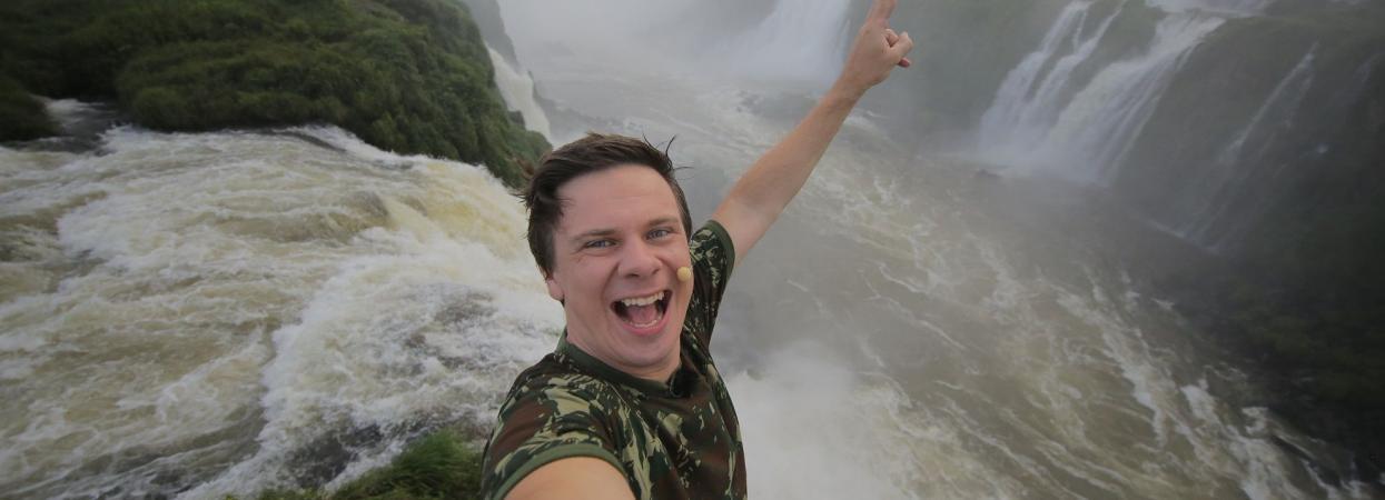Світ навиворіт в Бразилії