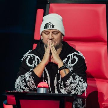 Потап не втримав сліз після виступу учасниці Голосу країни-9 (відео)