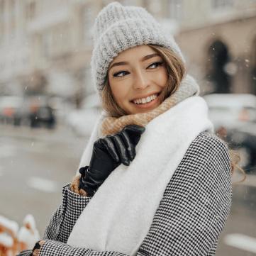 5 способів мати стильний вигляд у холодну пору