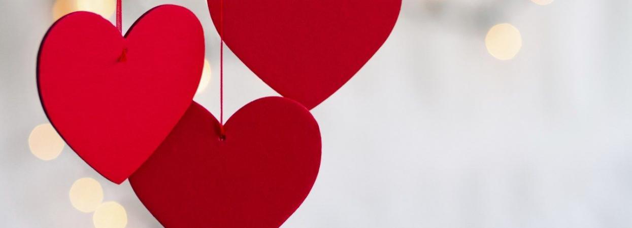 Сердечки, День закоханих