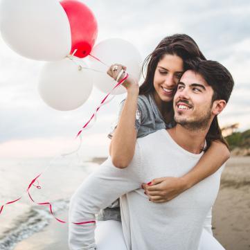 Пара, День закоханих