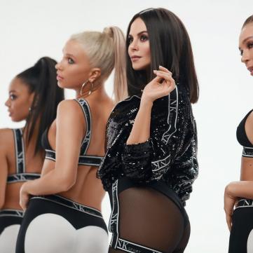 Настя Каменських вчить танцювати Машу Єфросиніну (відео)