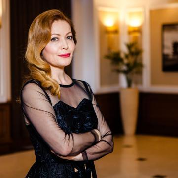 Олена Любченко Ондруження наосліп
