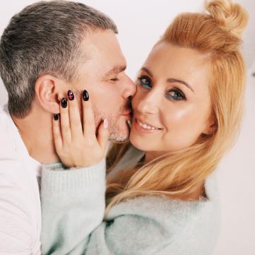Тоня Матвієнко та Арсен Мірзоян розповіли, через які труднощі пройшли їхні стосунки