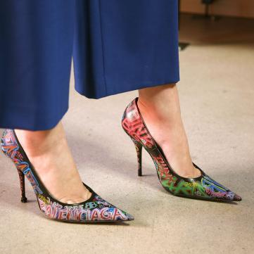 Самая модная обувь весны 2019