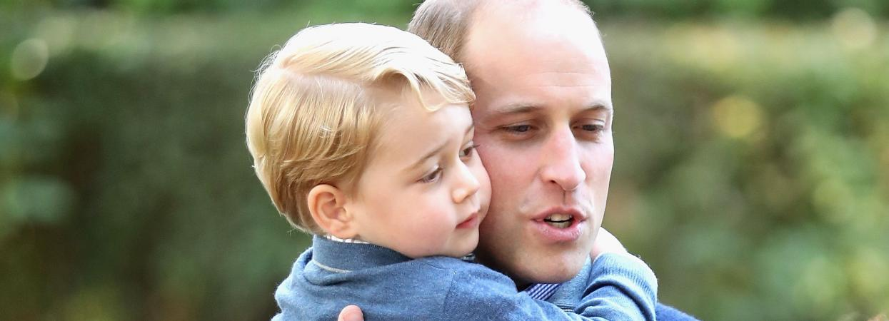 Принц Вільям і Джордж