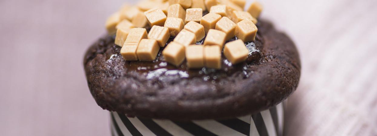 Шоколадний мафін