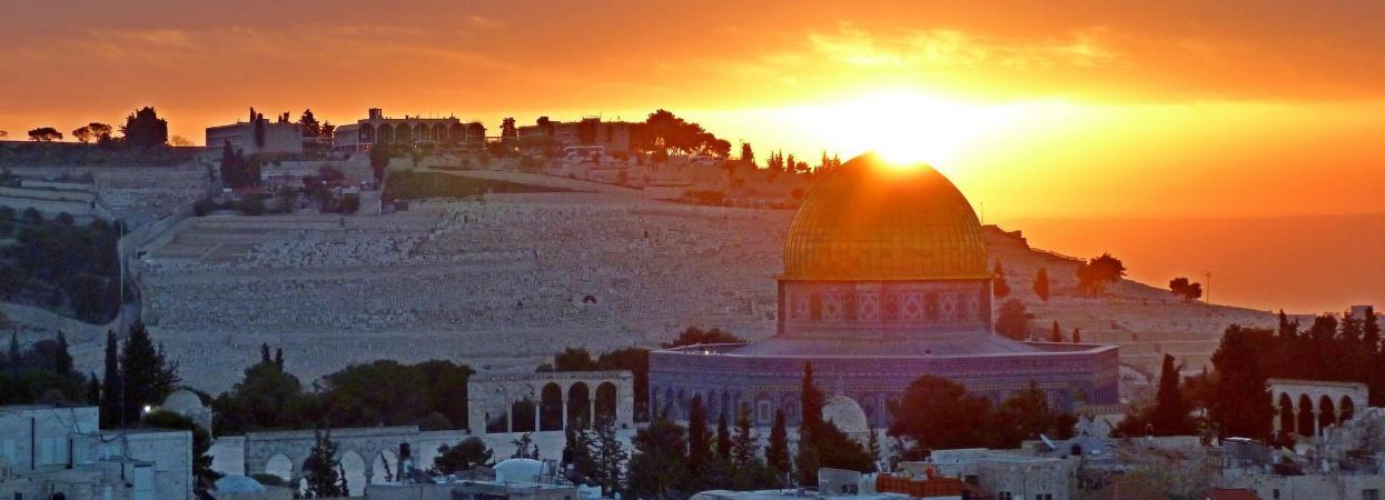 Панорама на Израель