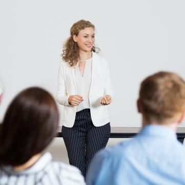 Конференция, семинар, тренинг