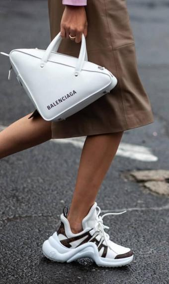 Мода, кросівки