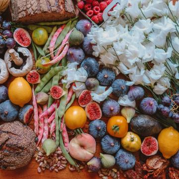 овочі і  гриби