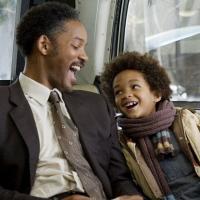 Кадр з фільму В гонитві за щастям