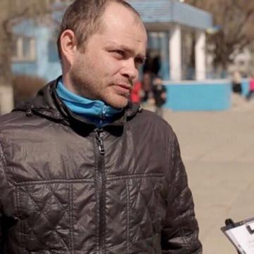 Блогер Станіслав Кондрашов