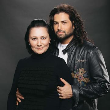 Девід Аксельрод і Олена Мозгова
