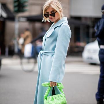 пальто сумка