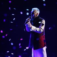 Учасник Голосу країни-9 Андрій Хайат