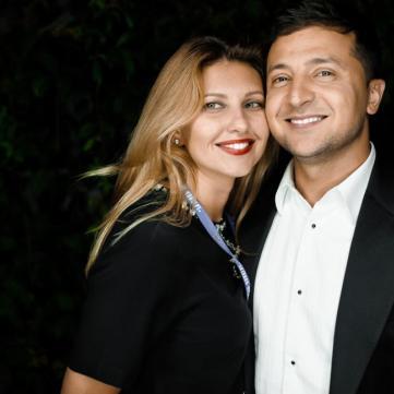 Елена Зеленская рассказала об отношениях с мужем и нежелание быть первой леди