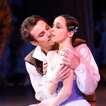 Катерина Кухар, балет