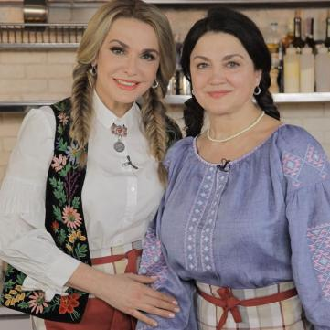 Ольга Сумська та Наталя Сумська