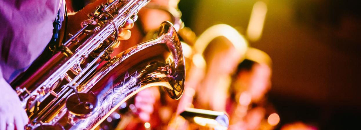 джаз, саксофон