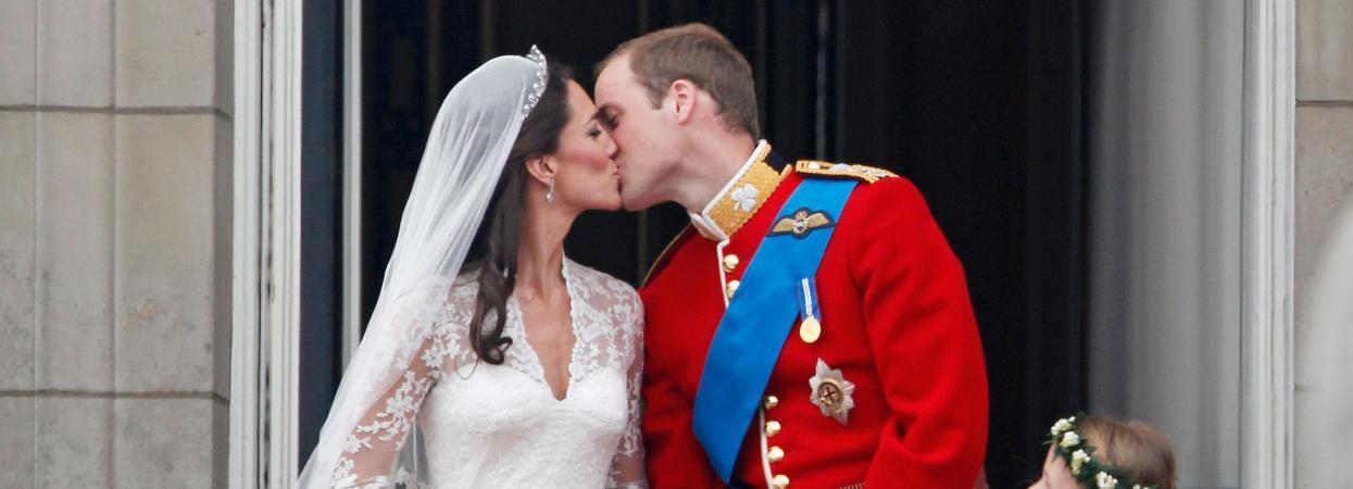 Принц Вільям і Кейт Міддлтон - королівське весілля