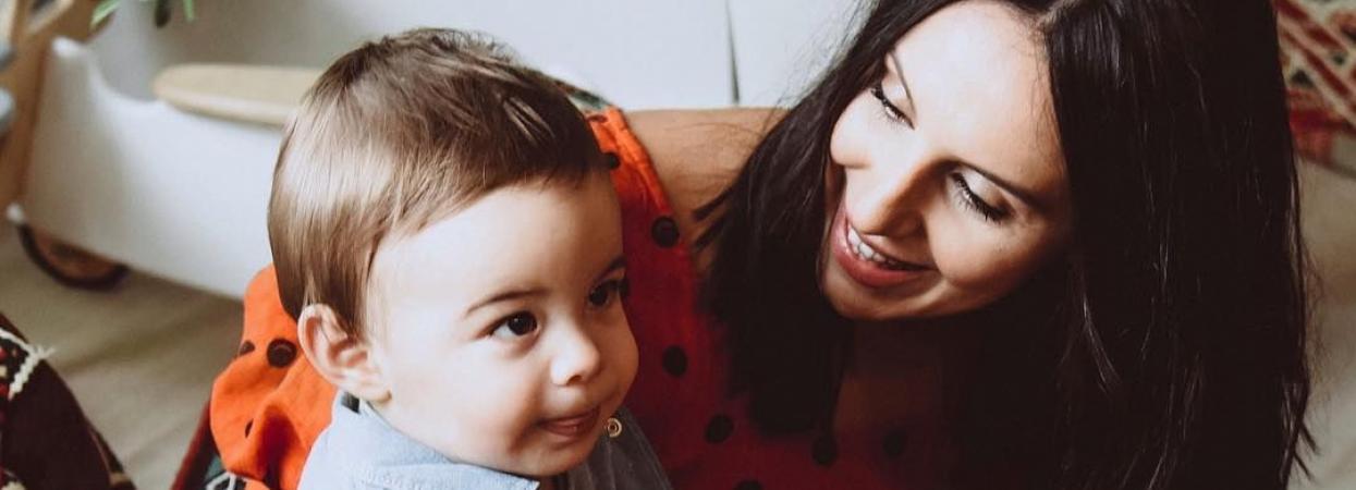 Джамала з сином Еміром
