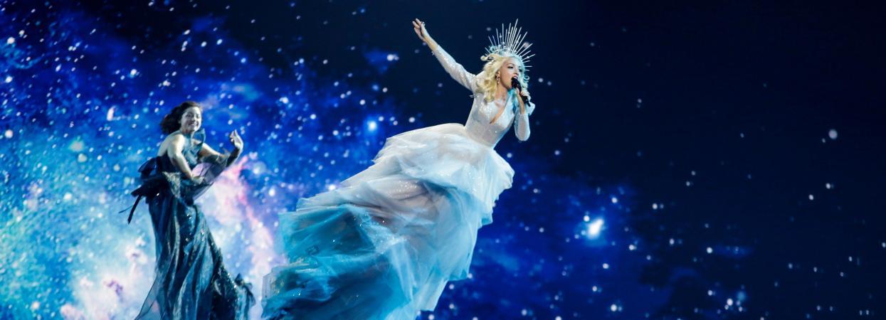 Кейт Міллер-Гайдке на Євробаченні-2019