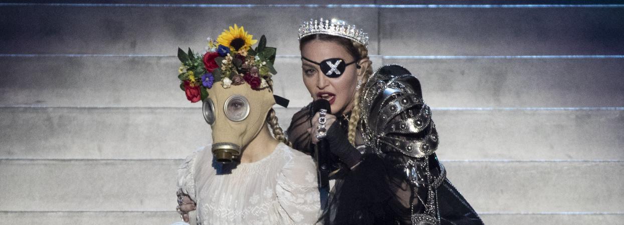 Мадонна, Євробачення 2019