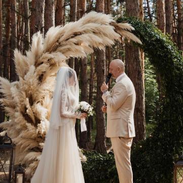 Хто із зірок завітав на весілля Потапа і Насті (фото і відео)