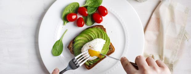 сніданок яєшня
