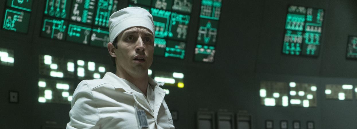 Чорнобыль от HBO
