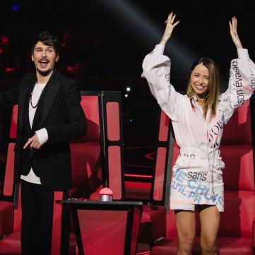 Команда Время и Стекло пополнилась будущей победительницей Евровидения