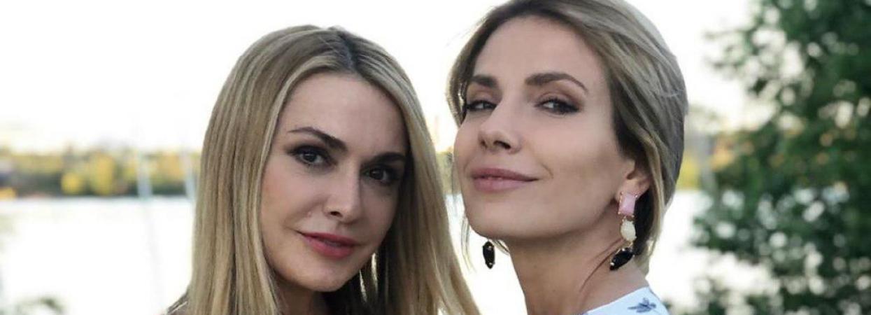 ольга сумська з донькою фото