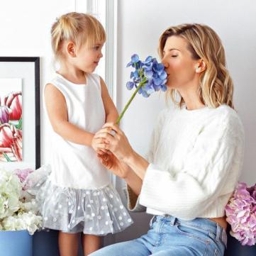 аніта луценко з донькою фото