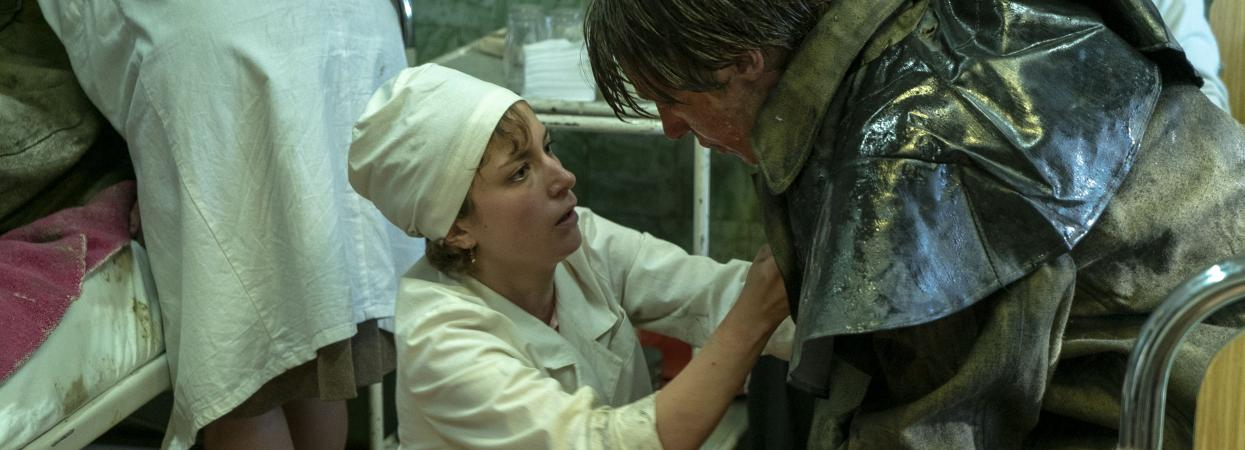 Чернобыль от HBO