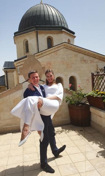 дмитро комаров і олександра кучеренко весілля