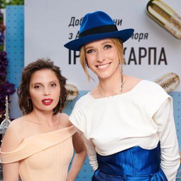 Ірена Карпа і Катя Осадча