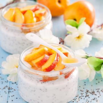 Фруктовий десерт