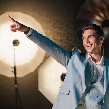 Владимир Остапчук на Танцах со звездами